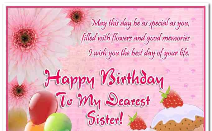 birthday message for cousin sister ; happy-birthday-message-to-my-cousin-sister