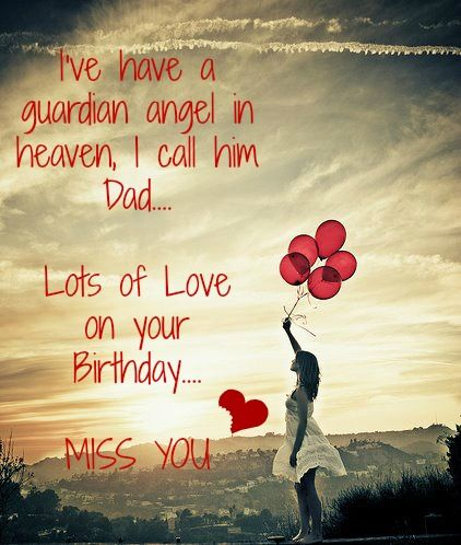 birthday message for dad in heaven ; 374a5bdffac0835b87a65f4b6e649d57