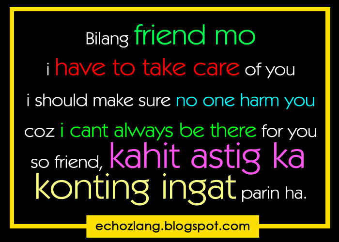 birthday message for friend boy tagalog ; quotes-about-friendship-tagalog-9-photograph
