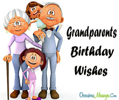 birthday message for grandparents ; 010