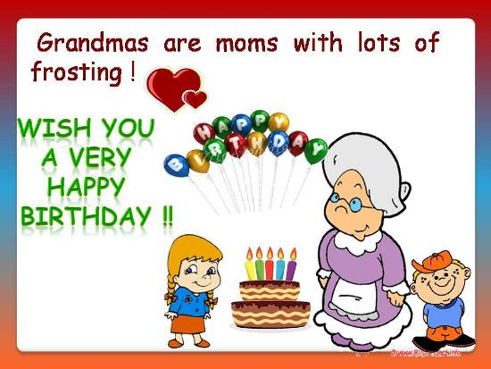 birthday message for grandparents ; 305927