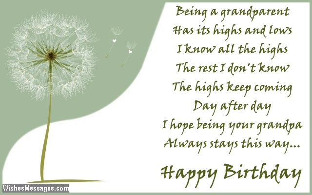 birthday message for grandparents ; Sweet-birthday-wish-for-grandson
