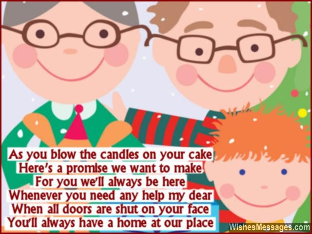 birthday message for grandparents ; Sweet-message-to-say-happy-birthday-to-grandson-640x480