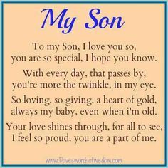 birthday message for kid son ; 90ce302cf1b130ada3a0f6c47179ece6--quotes-kids-son-quotes