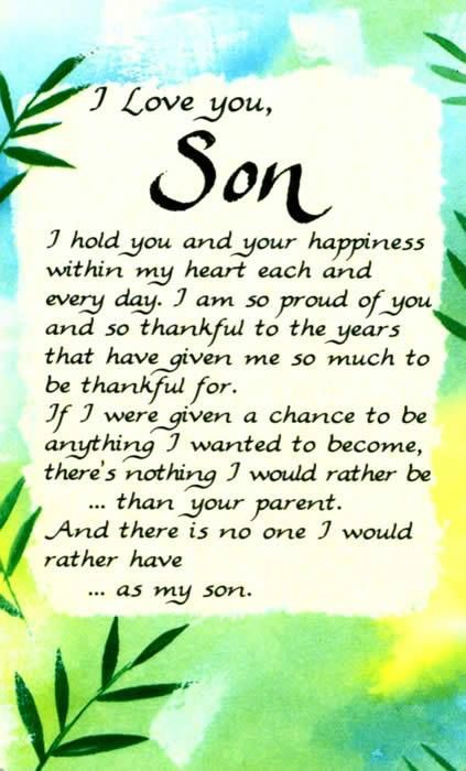 birthday message for kid son ; c87a0e7977b9b129158d0d7bbf93d5c6--quotes-about-sons-son-poems