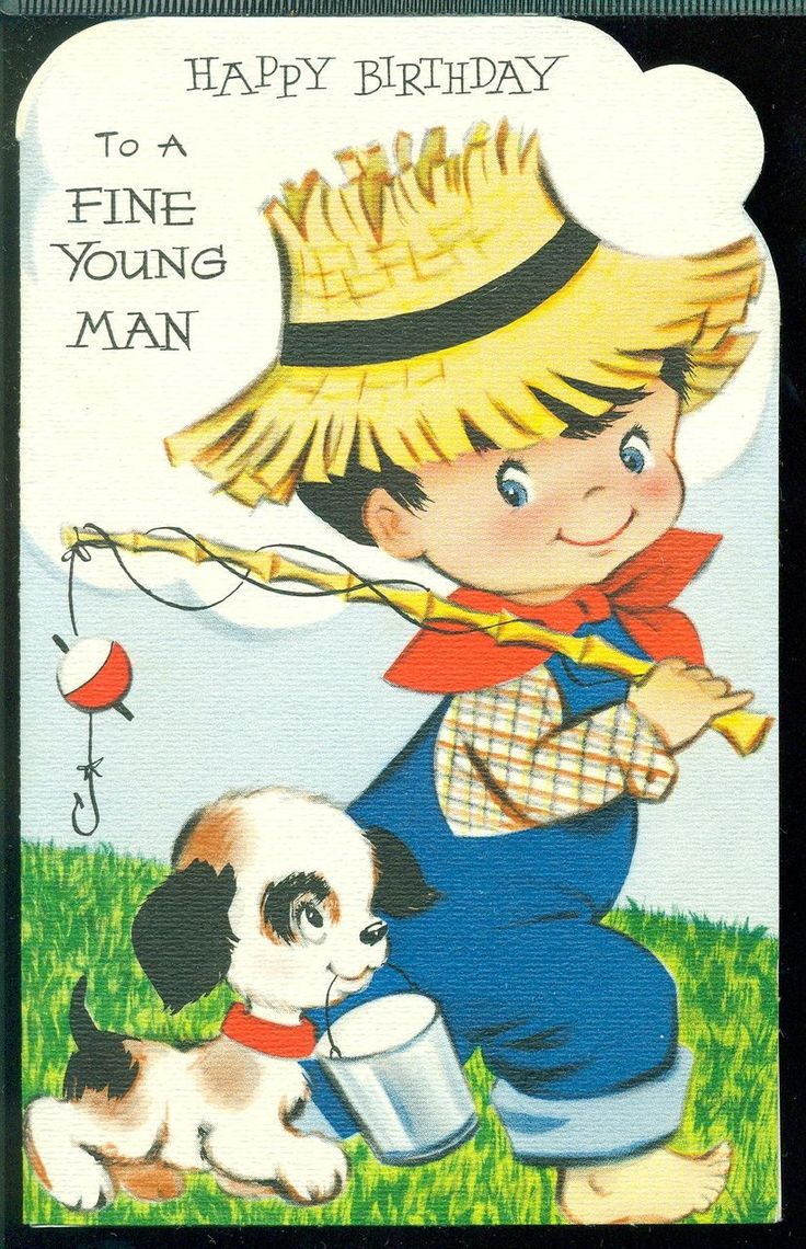 birthday message for little boy ; a9b66f1a3d26edc448947568af65bbb6--vintage-birthday-cards-vintage-greeting-cards