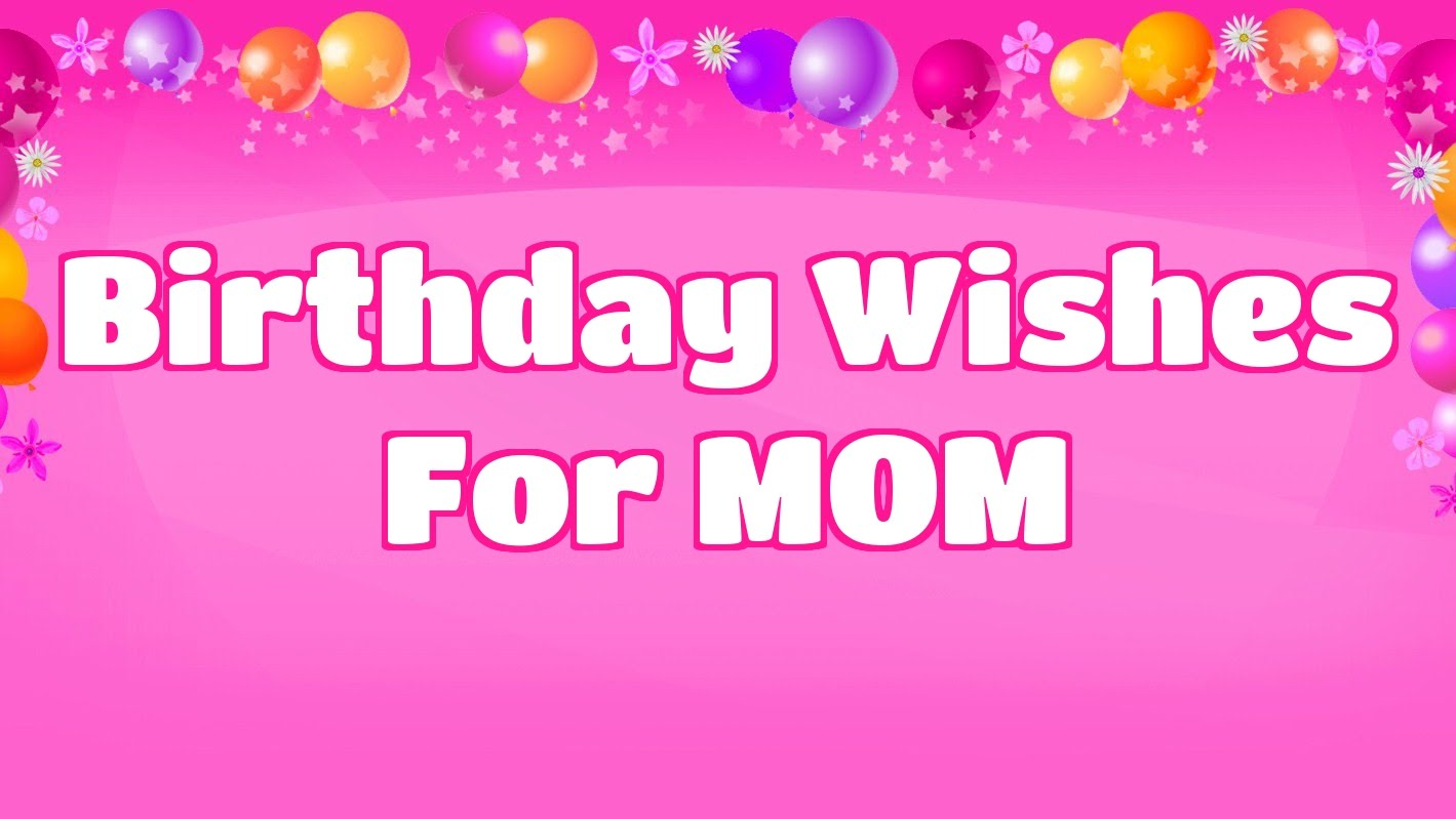 birthday message for mother in marathi ; maxresdefault