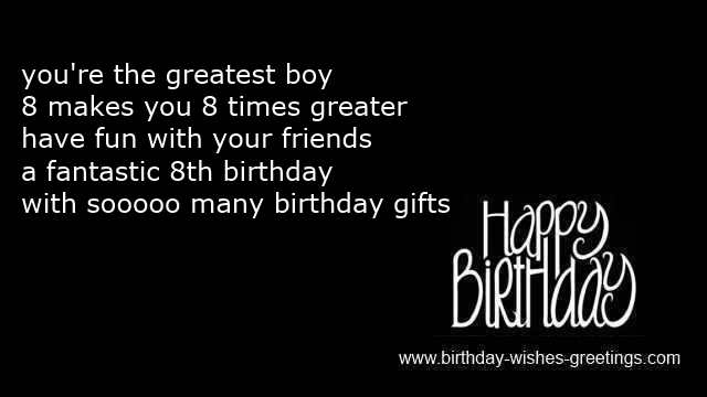 birthday message for my friend girl ; 8th-birthday-poems