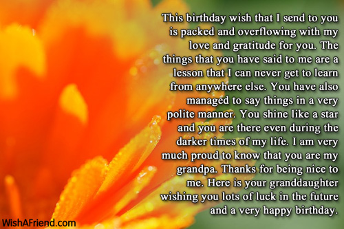birthday message for my grandfather ; 11787-grandfather-birthday-wishes