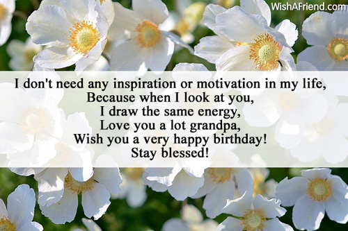 birthday message for my grandfather ; 9889-grandfather-birthday-wishes