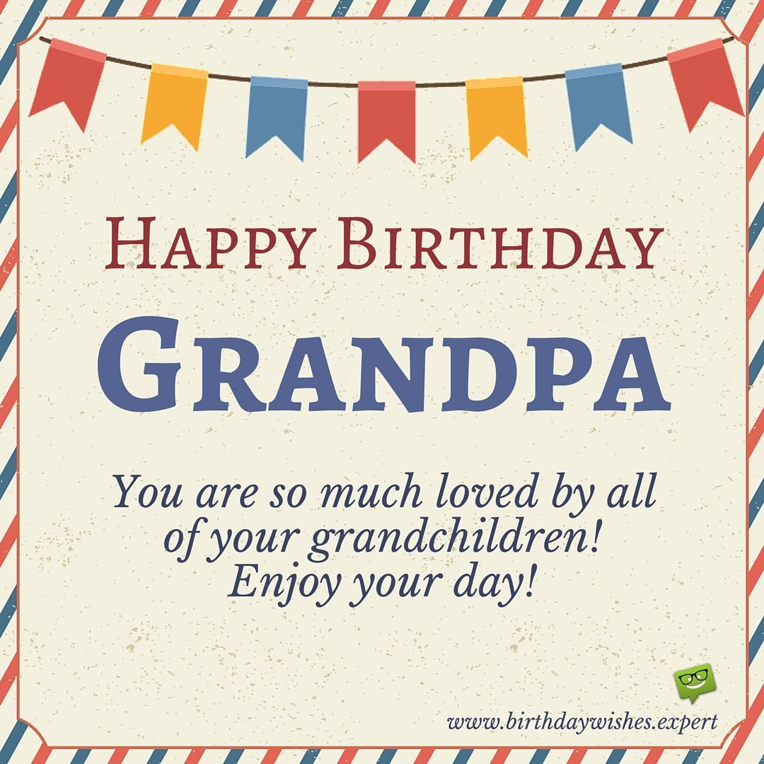 birthday message for my grandfather ; Happy-Birthday-Grandpa