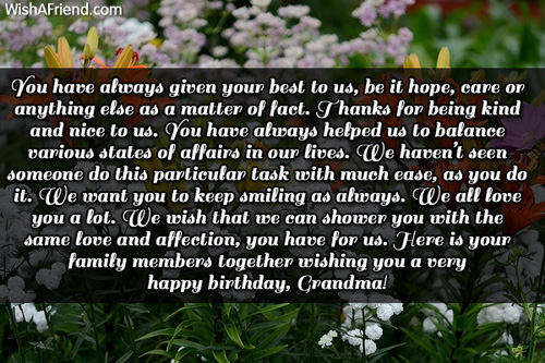 birthday message for my lola ; 11761-grandmother-birthday-wishes