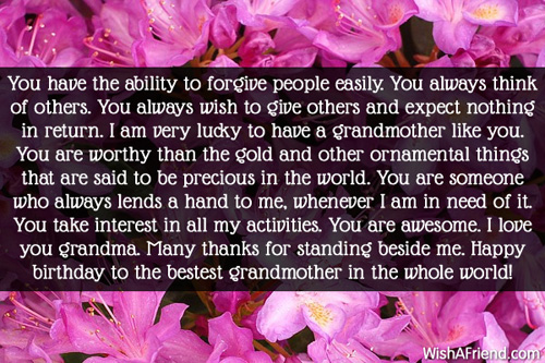 birthday message for my lola ; 11769-grandmother-birthday-wishes