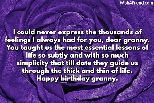 birthday message for my lola ; 1998-grandmother-birthday-wishes
