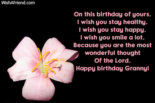 birthday message for my lola ; 9805-grandmother-birthday-wishes