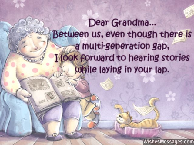 birthday message for my lola ; cute-birthday-message-for-adorable-grandmothers