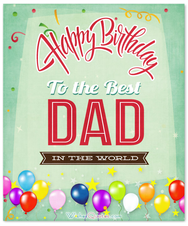 birthday message for papa ; happy-birthday-best-dad