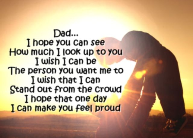 birthday message for papa in hindi ; Inspirational-Birthday-Status-for-Father