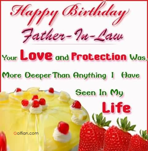 birthday message for papa in hindi ; Precious-Greetings-Birthday-Wishes-For-Father-In-Law