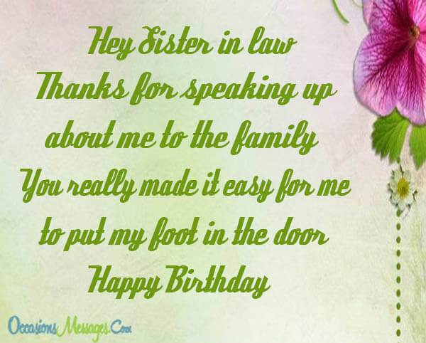 birthday message for sister in law ; Birthday-messages-for-Sister-in-Law