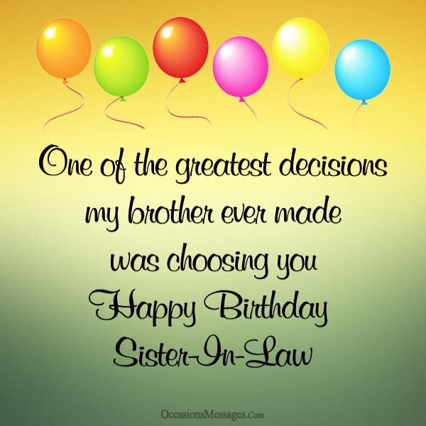 birthday message for sister in law ; Happy-birthday-sister-in-law