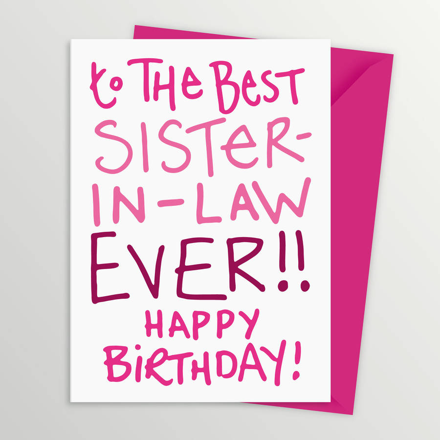 birthday message for sister in law ; happy_birthday_Sister-in-law-birthday-wishes_ever