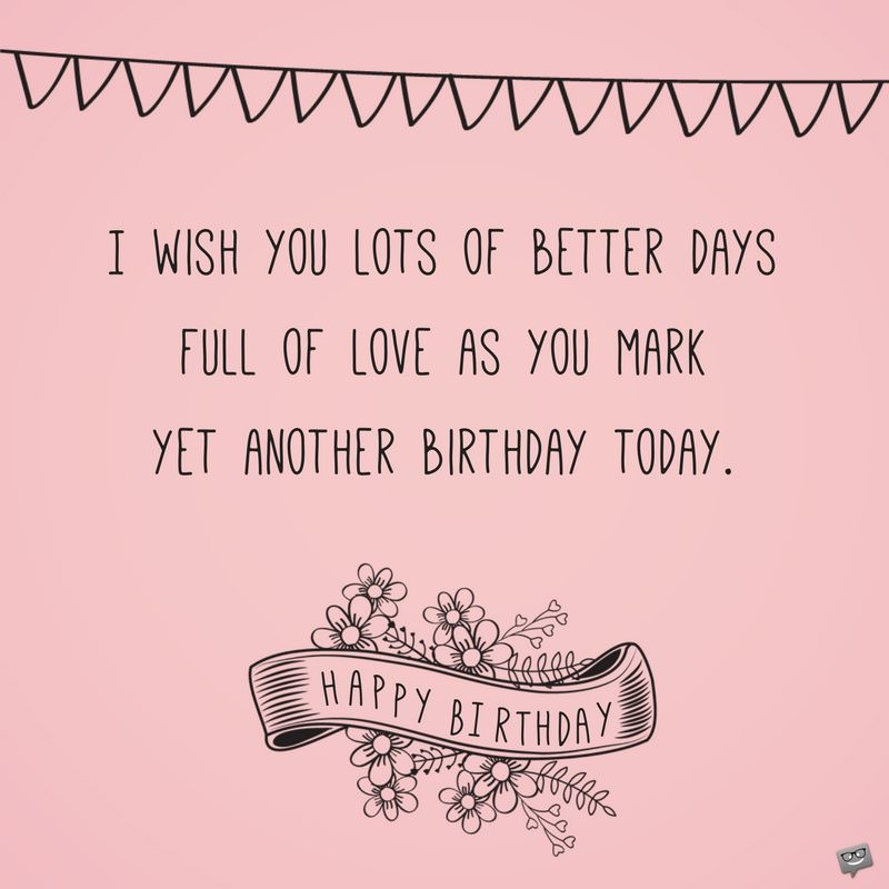 birthday message for someone you love ; Birthday-wish-for-bereaved-Friend