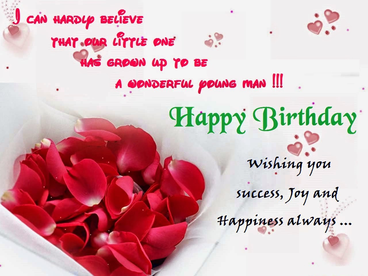 birthday message for someone you love ; Happy+Birthday+Wishes,+Saying,+Quotes+For+Someone+or+Special+Friend