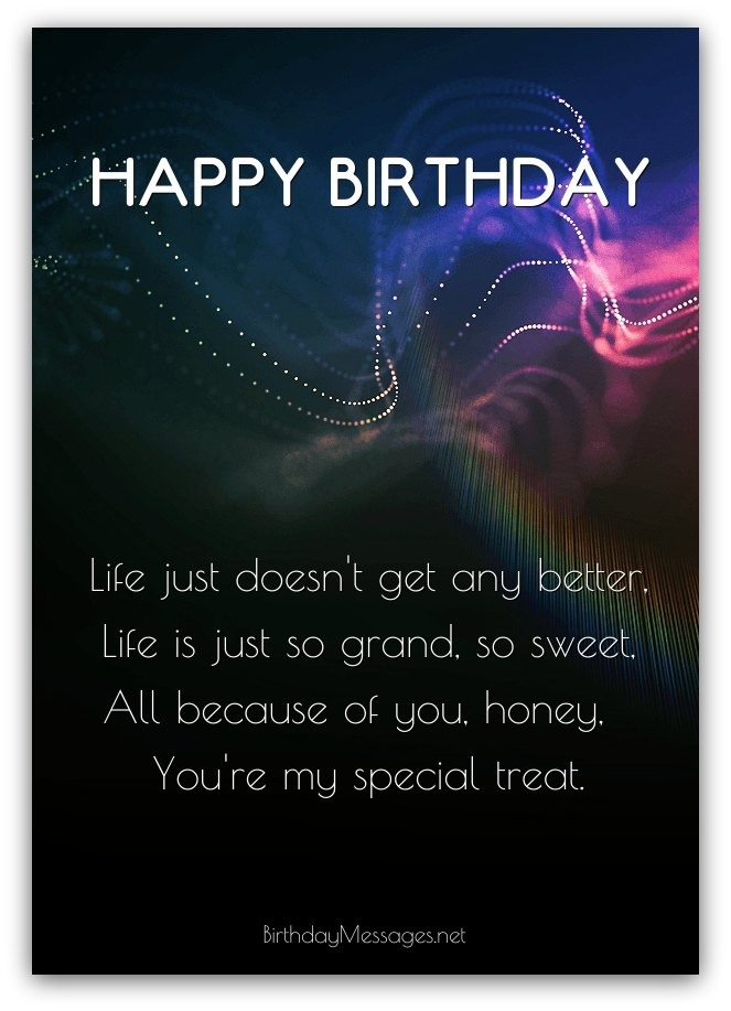 birthday message for someone you love ; romantic-birthday-poems8A