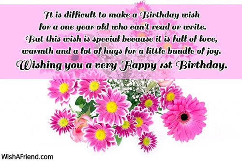 birthday message for son 1 year old ; 1226-1st-birthday-wishes