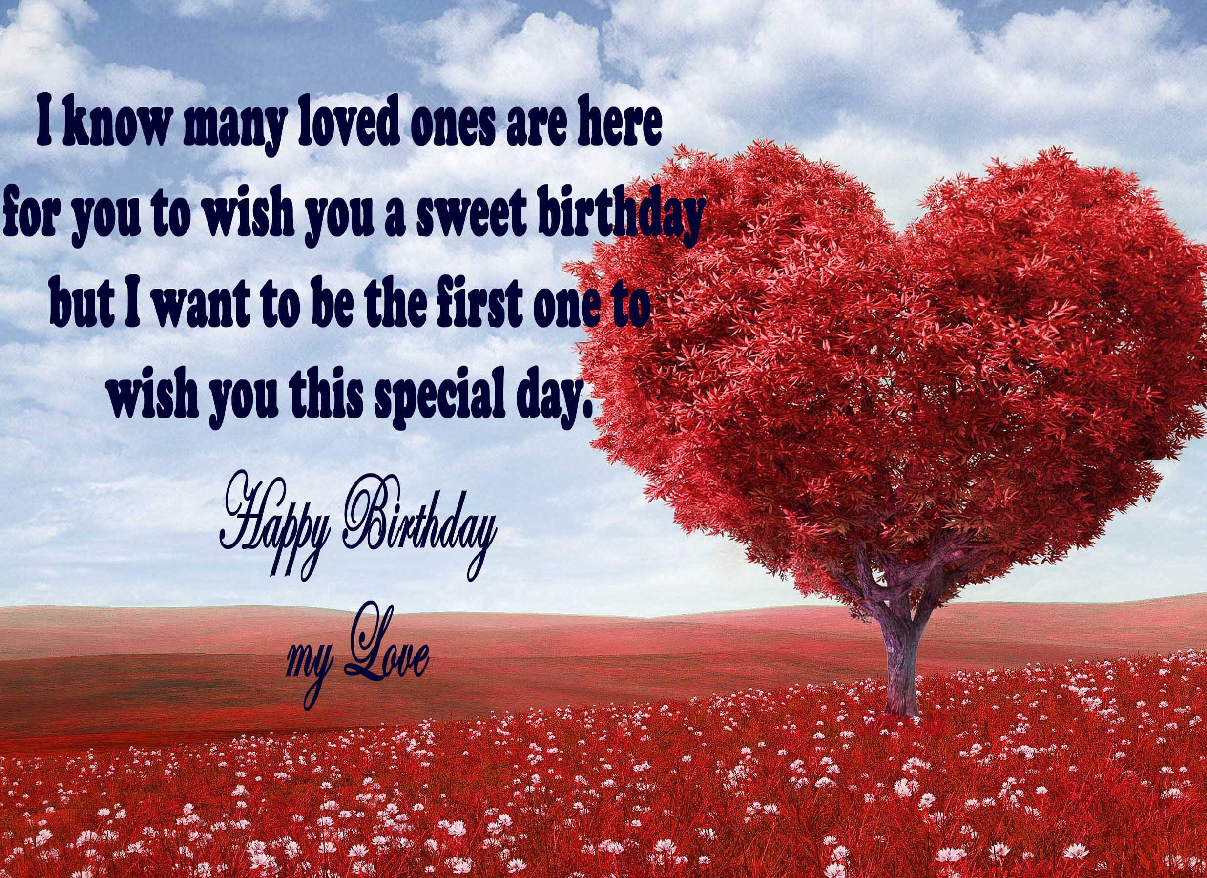 birthday message for special one ; Romantic-Birthday-Wishes-With-Wondrous-Message