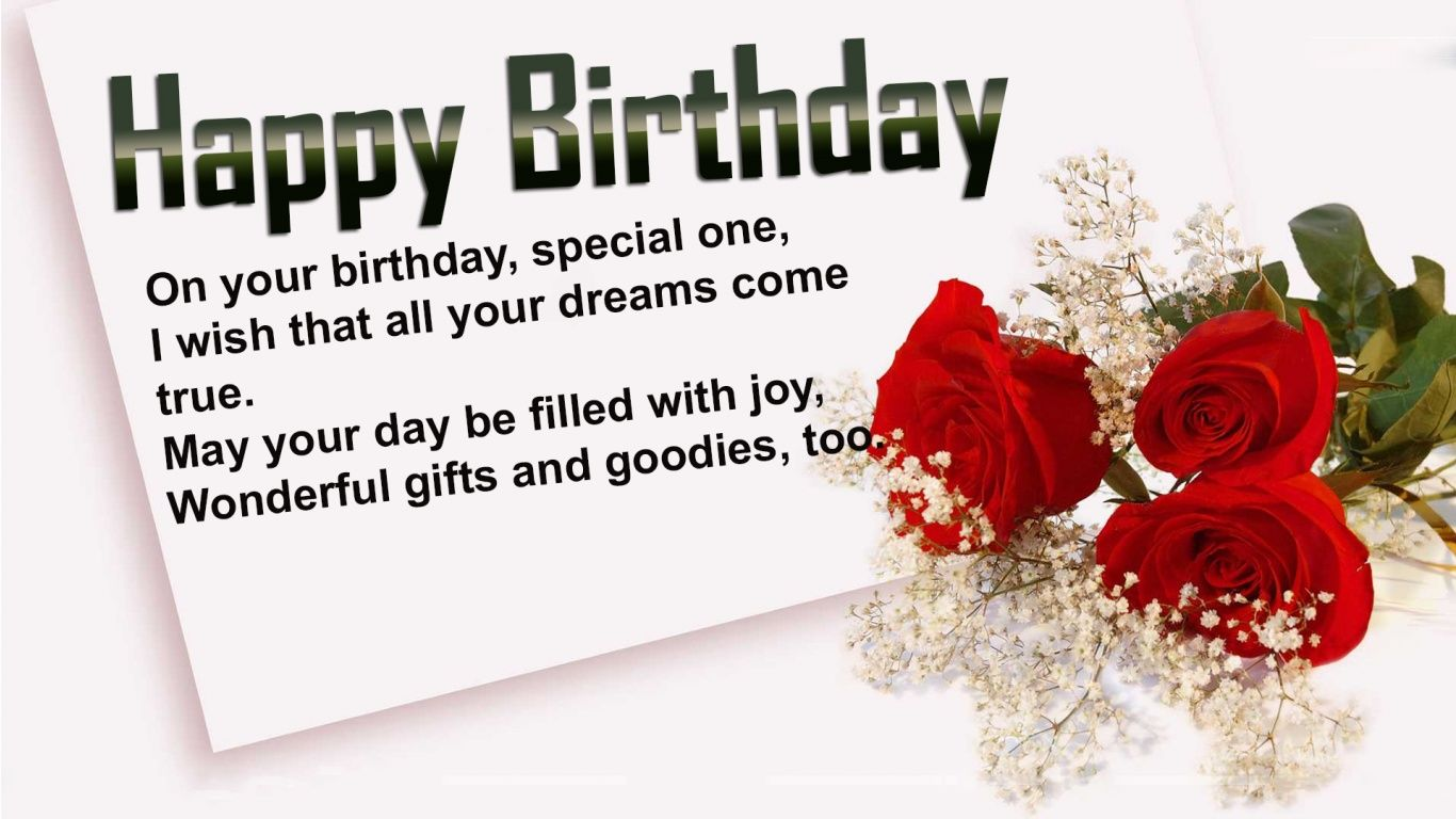 birthday message for special someone ; 14163881e1640741eb942ea975762b34