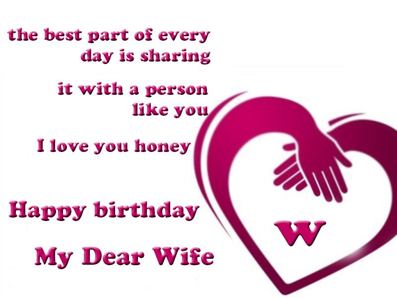 birthday message for wife funny ; Birthday-Greetings-For-Wife
