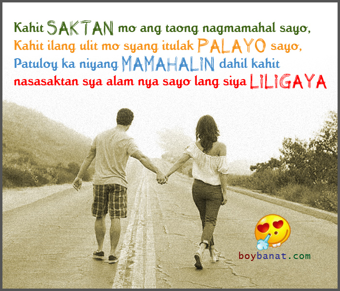 birthday message for wife tagalog ; pinoy+valentine