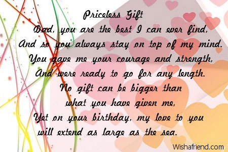 birthday message from father to daughter ; 2448-dad-birthday-poems