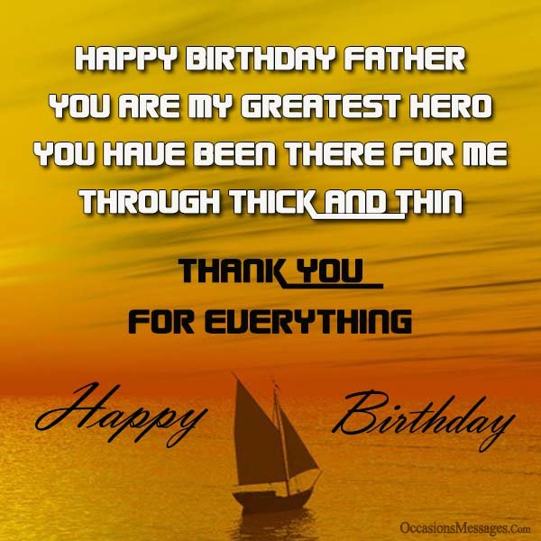 birthday message from father to daughter ; Happy-birthday-wishes-for-father-from-daughter