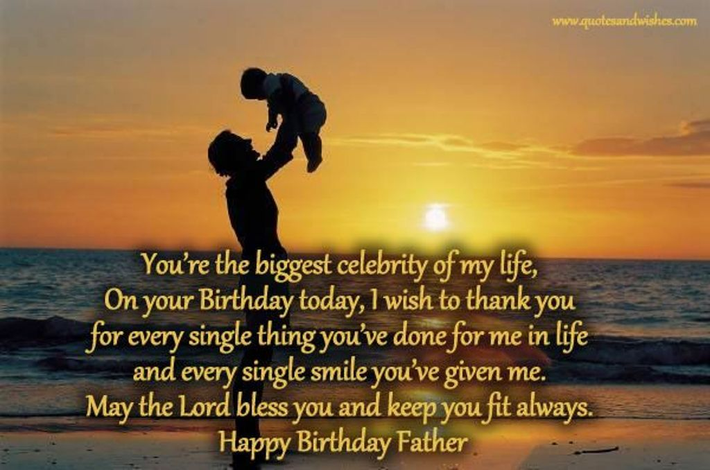 birthday message from father to daughter ; You-Are-THe-Biggest-celebrity-of-my-Life-hbd653