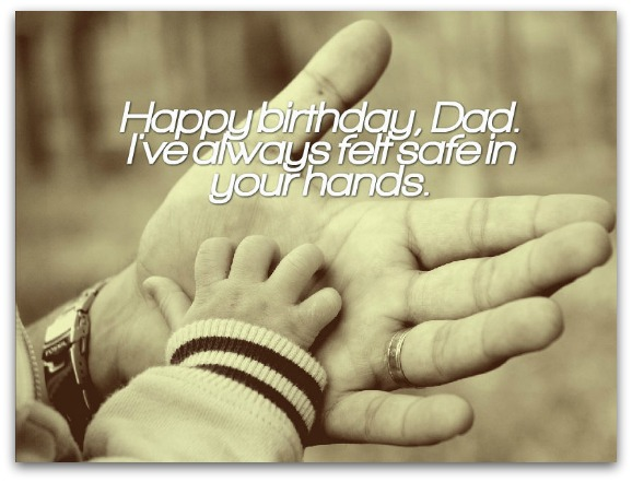 birthday message from father to daughter ; dad-birthday-wishes4B