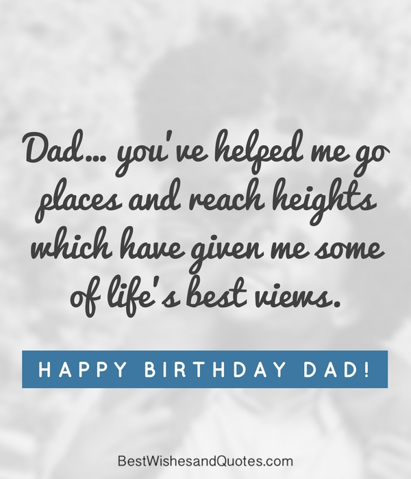 birthday message from father to daughter ; happy-birthday-dad-meme