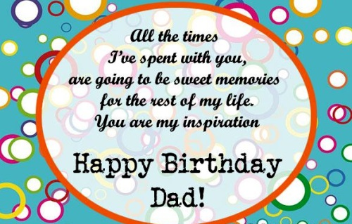 birthday message from father to daughter ; happy-birthday-dad-quotes8