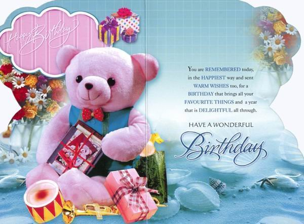 birthday message greetings to a friend ; warm-birthday-wishes-for-friend