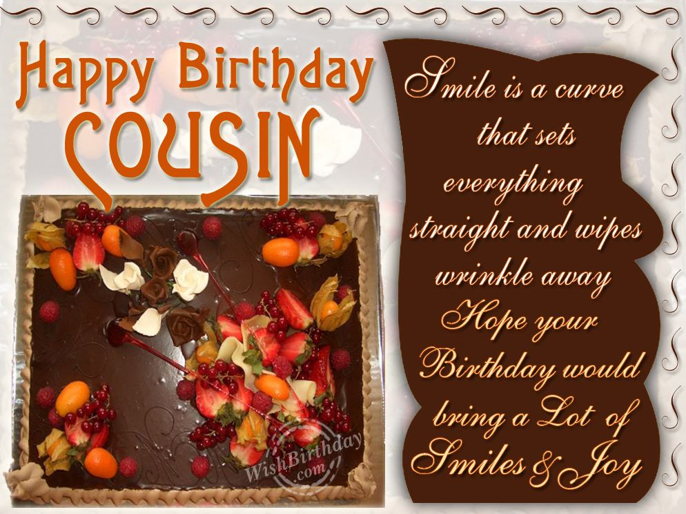 birthday message to a cousin boy ; Male-Cousin-Birthday-Quotes-3-1