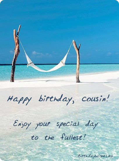 birthday message to a cousin boy ; birthday-quotes-for-cousin-male