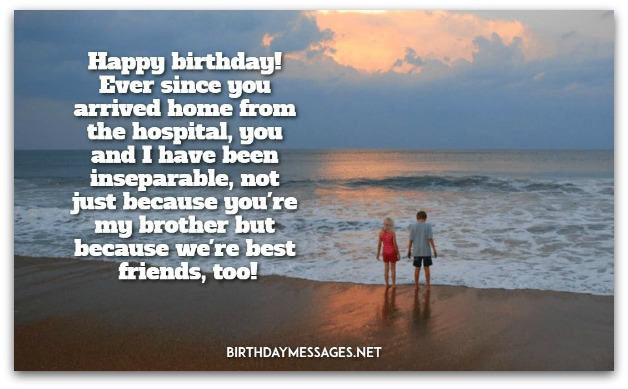 birthday message to a dear brother ; brother-birthday-wishes-7A