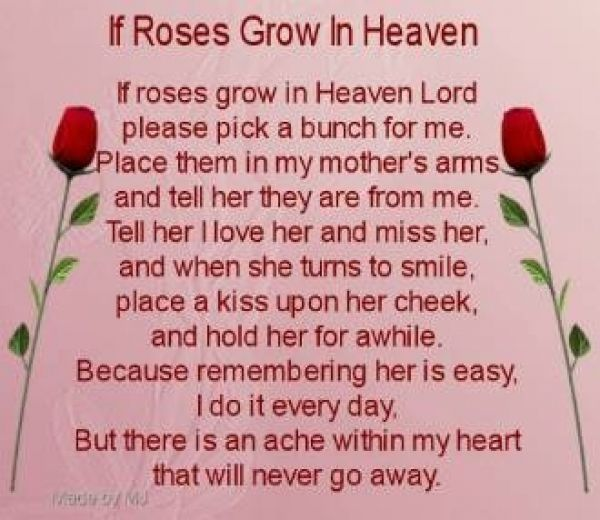 birthday message to a deceased mother ; 2db742c68ab46d4392d7ae15a19e3590