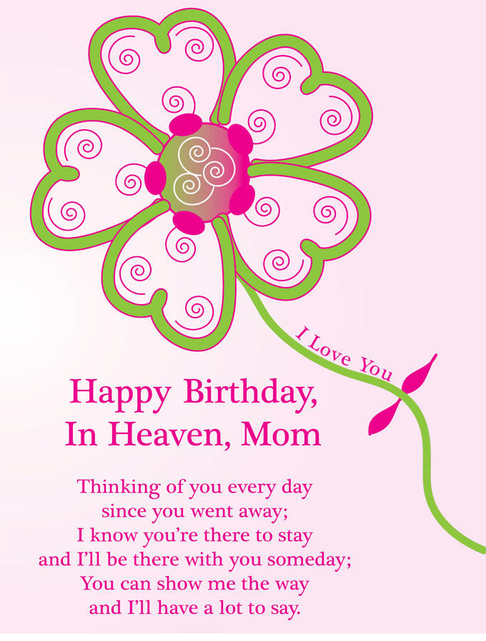 birthday message to a deceased mother ; birthday-message-for-deceased-mom-3695ef627ed2e5d44f8e8854c24ad58f