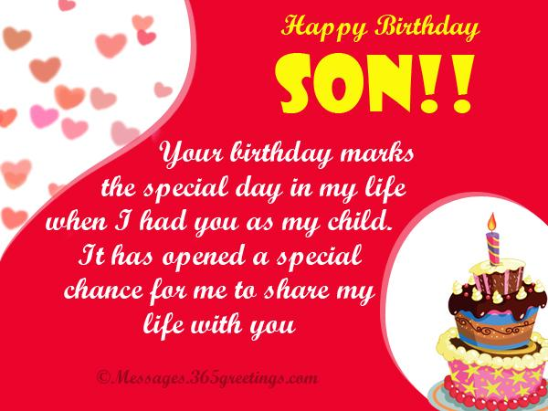birthday message to a son tagalog ; happy-birthday-greetings-for-son