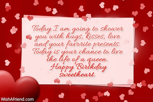 birthday message to a sweetheart ; 1462-wife-birthday-messages