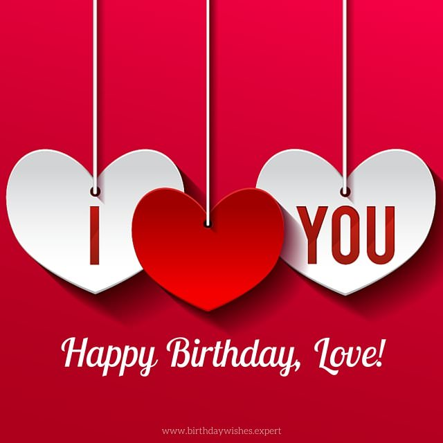 birthday message to a sweetheart ; Happy-Birthday-Love
