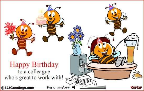 birthday message to a work colleague ; Happy-Birthday-Ta-A-Colleague-Whos-Great-To-Work-With